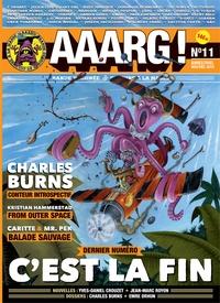 Pierrick Starsky - Aaarg ! N° 11, Novembre-déce : .