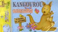 MFG Education - Album et stickers repositionnables Baby Zoo.