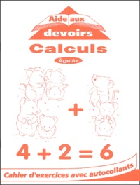 Denise Coble - Calculs - 6+.