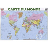 Piccolia - Carte du monde.