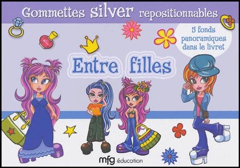 Lulu Créations et  Madame Pervenche - Entre filles - Bleu.