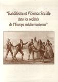 Georges Ravis-Giordani et Ange Rovere - Etudes corses N° 40-41/1993 : Banditisme et violence sociale dans les sociétés de l'Europe méditerranéenne.