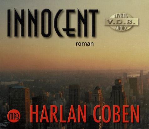 Harlan Coben - Innocent. 1 CD audio MP3