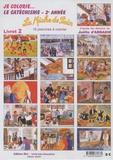 Joëlle d' Abbadie - Je colorie le catéchisme 3e année - La Miche de Pain Livret 2.