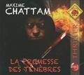 Maxime Chattam - La promesse des ténèbres. 1 CD audio MP3