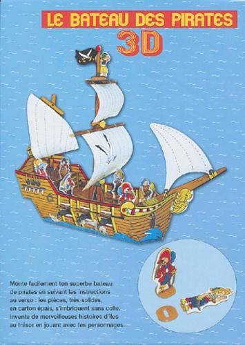 MFG Education et Jean-Luc Cherrier - Le bateau des pirates 3d - Des montages faciles et amusants sans colle !.