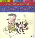 Vincent Malone - Le chat Beauté - CD audio.