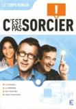 France 3 - Le corps humain - C'est pas sorcier !. 1 DVD