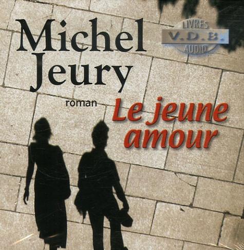 Michel Jeury - Le jeune amour. 10 CD audio