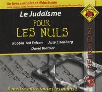 Ted Falcon et Josy Eisenberg - Le judaïsme pour les Nuls - 2 CD mp3.