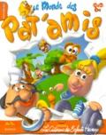 Lasermedia - Le monde des Pat'amis - CD-ROM.