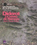 Denis Diderot - Le neveu de Rameau - CD audio.