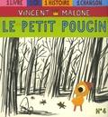 Vincent Malone - Le Petit Poucin - CD audio.