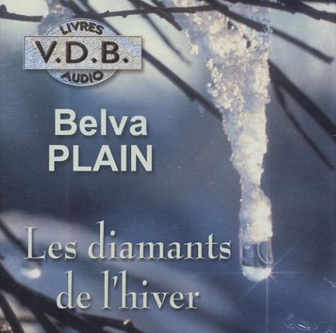 Belva Plain - Les diamants de l'hiver. 5 CD audio