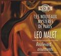 Leo Mallet - Les nouveaux mystères de Paris  : Boulevard... ossements. 4 CD audio