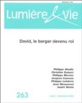 Philippe Abadie et Christian Duquoc - Lumière et Vie N° 263, Juillet-Sept : David, le berger devenu roi.