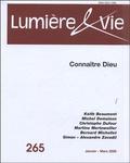 Keith Beaumont et Michel Demaison - Lumière et Vie N° 265, Janvier-mars : Connaître Dieu.