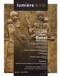 Pierre Gisel et Jacques Cazeaux - Lumière et Vie N° 281, Janvier-mars : Babel.