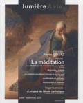 Pierre Gibert et Fabrice Blée - Lumière et Vie N° 287, Juillet-sept : La méditation.