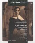 Alphonse Borras - Lumière et Vie N° 289, Janvier-mars : Lacordaire.