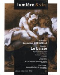 Geneviève Médevielle - Lumière et Vie N° 296, Octobre-déce : Le baiser.