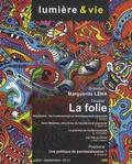 Jean-Etienne Long - Lumière et Vie N° 299, juillet-sept : La folie.