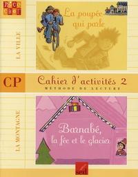 Cécile Ceillier et Marine Dézé - Méthode de lecture CP Pack en 5 volumes - Cahier d'activités 2.