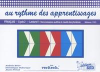 Andrée Brier et Dominique Duburque - Mini Véritech Français Cycle 2 Lecture 2 - Reconnaissance auditive et visuelle des phonèmes.