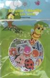 Antoon Krings - Mireille l'abeille et ses amis - Stickers-150 pièces.