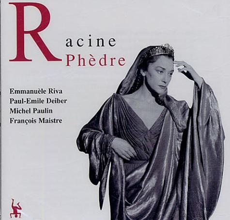 Phèdre  2 CD audio