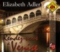 Elizabeth Adler - Rendez-vous à Venise. 1 CD audio MP3