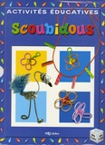 Anne-Sophie Bailly - Scoubidous.