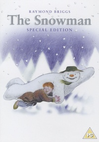 Raymond Briggs - The snowman.