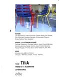 Pascale Casanova et Christian Salmon - Tina N° 1, Août 2008 : La littérature occupée.