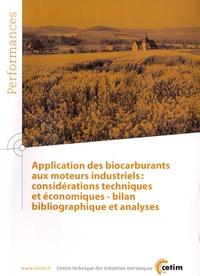 Application des biocarburants aux moteurs industriels : considérations techniques et économiques, bilan bibliographique et analyses.pdf