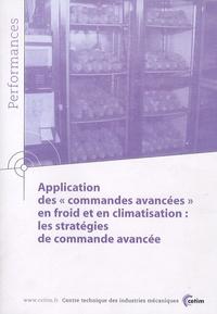 """CETIM - Application des """"commandes avancées"""" en froid et en climatisation : les stratégies de commande avancée."""