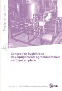Deedr.fr Conception hygiénique des équipements agroalimentaires nettoyés en place Image
