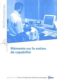 CETIM - Mémento sur la notion de capabilité.