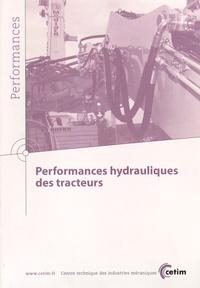CETIM - Performances hydrauliques des tracteurs.