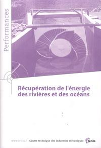 Récupération de l'énergie des rivières et des océans -  CETIM |