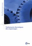CETIM - Traitements thermiques des engrenages.