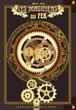 Cetrix et  Yuio - Les magiciens du fer.