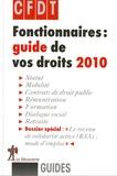 CFDT - Fonctionnaires : guide de vos droits.