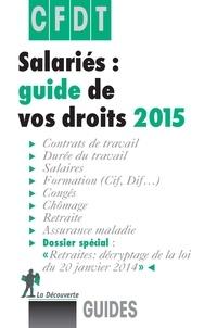 Histoiresdenlire.be Salariés : guide de vos droits Image