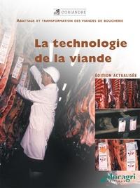 CFPPA - La technologie de la viande.