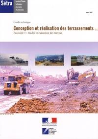 Era-circus.be Conception et réalisation des terrassements - Fascicule 1 : études et exécution des travaux Image
