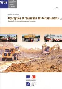 Rhonealpesinfo.fr Conception et réalisation des terrassements - Fascicule 2 : organisation des contrôles Image