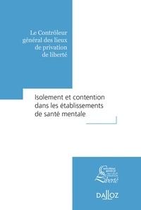 Isolement et contention dans les établissements de santé mentale.pdf