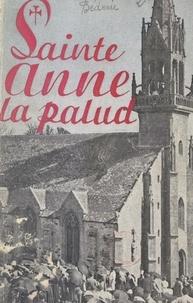 Ch. Bédéric - 4e centenaire du grand pardon de Sainte-Anne-la-Palud - Les légendes d'Anne et de la ville d'Ys.