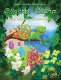 Chacha-Casha - Das kleine Chamäleon.